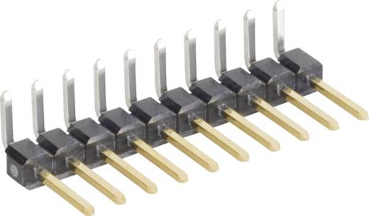 Male header (standaard) Aantal rijen: 1 Aantal polen per rij: 2 MPE Garry 088-1-002-0-S-XS0-1080 1 stuks