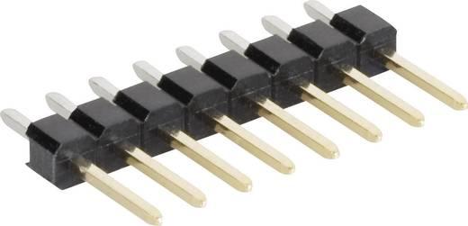 Male header (standaard) Aantal rijen: 1 Aantal polen per rij: 4 MPE Garry 087-1-004-0-S-XS0-1260 1 stuks