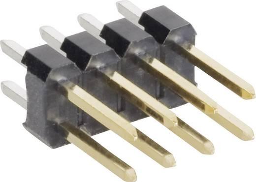 Male header (standaard) Aantal rijen: 2 Aantal polen per rij: 20 MPE Garry 087-2-040-0-S-XS0-1260 1 stuks