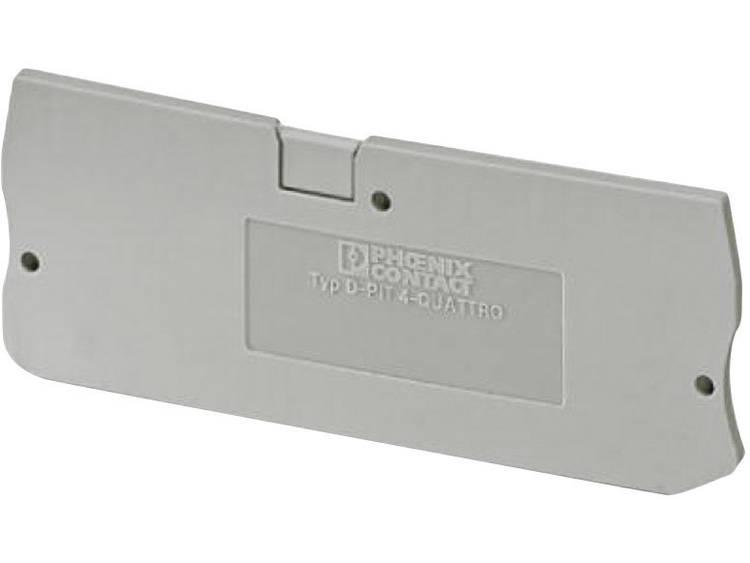 Deksel D-PT 4-QUATTRO Phoenix Contact Inhoud: 1 stuks