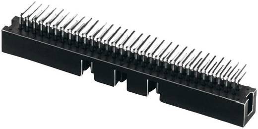 W & P Products Male connector Rastermaat: 2.54 mm Totaal aantal polen: 16 1 stuks
