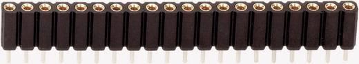 Female connector (precisie) Aantal rijen: 1 Aantal polen per rij: 36 BKL Electronic 10120840 1 stuks
