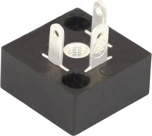 HTP BP2N02000 Klepstekker BP Zwart Aantal polen:2 + PE Inhoud: 1 stuks