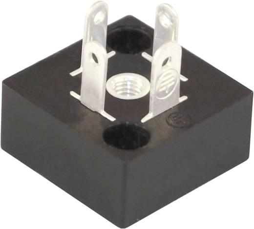 HTP BP1N03000 Klepconnector BP Zwart Aantal polen:3 + PE Inhoud: 1 stuks