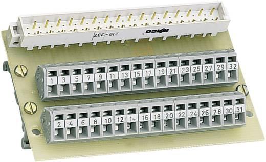 WAGO Overdrachtsmodule voor stekker conform DIN 41 612 0.08 - 2.5 mm² Aantal polen: 64 Inhoud: 1 stuks