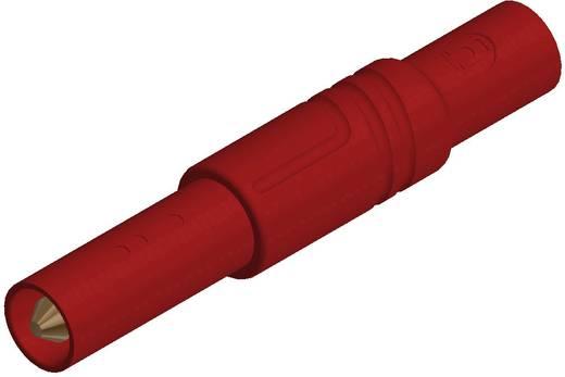 Veiligheids-lamelstekker, male Stekker, recht SKS Hirschmann LAS S G Stift-Ø: 4 mm
