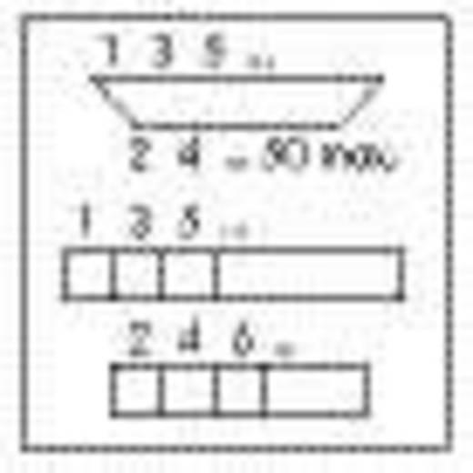 WAGO Overdrachtsmodule D-SUB-stiftstrook 0.08 - 2.5 mm² Aantal polen: 37 Inhoud: 1 stuks