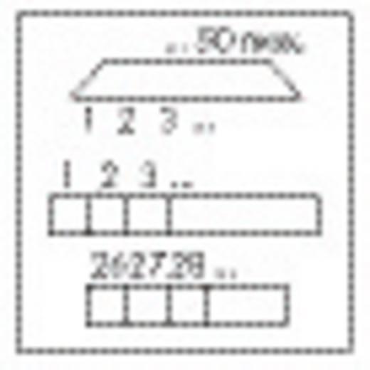 WAGO Overdrachtsmodule D-SUB-bussenstrook 0.08 - 2.5 mm² Aantal polen: 15 Inhoud: 1 stuks