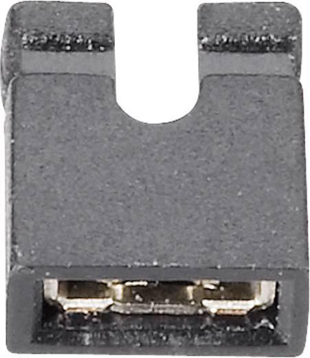 Fischer Elektronik CAB 11 G S Kortsluitingsbrug Rastermaat: 2 mm Aantal polen:2 Inhoud: 1 stuks