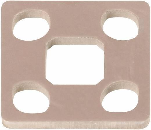 Hirschmann GSSA 300-5 NBR Apparaatstekker voor vastschroeven en -gieten Aantal polen:2 + PE Inhoud: 1 stuks
