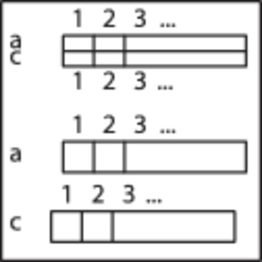WAGO 289-526 Overdrachtsmodule voor stekker conform DIN 41 612 0.08 - 2.5 mm² Aantal polen: 64 Inhoud: 1 stuks