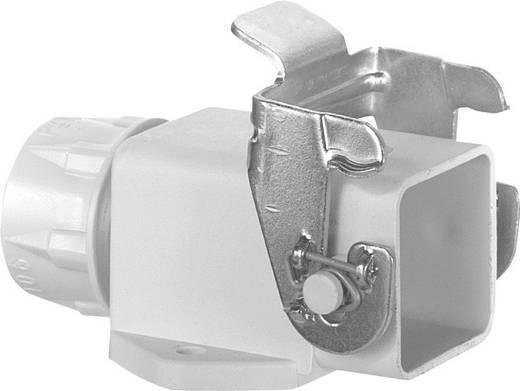 Socketbehuzing Met schroefdraadclip, 1 kabel uitgang, 1 klembeugel Amphenol C146 10F003 500 4 1 stuks