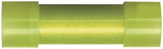 Stootverbinder 4 mm² 6 mm² Volledig geïsoleerd Geel Vogt Verbindungstechnik 3737P 1 stuks