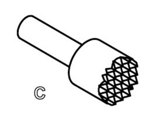 PTR 2021-C-1.5N-AU-1.3 Precisietestpen voor printplaatcontrole met veercontact