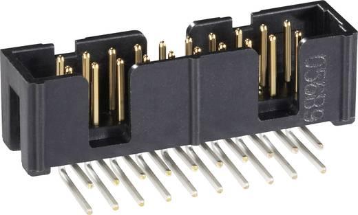 3M Male connector Rastermaat: 2.54 mm Totaal aantal polen: 40 1 stuks
