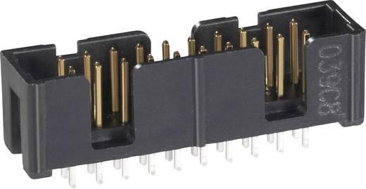3M Male connector Rastermaat: 2.54 mm Totaal aantal polen: 34 1 stuks