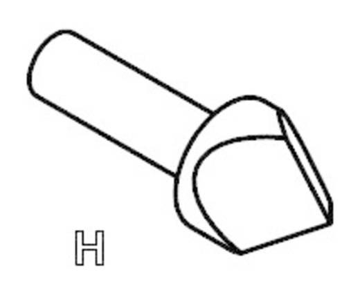 PTR 1010-H-0.8N-NI-1.5 Precisietestpen voor printplaatcontrole met veercontact