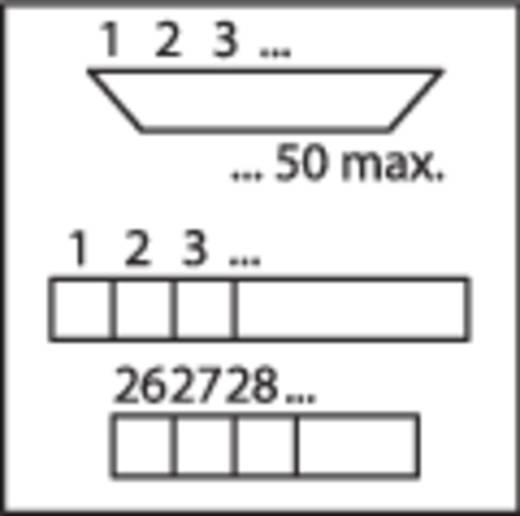 WAGO 289-543 Overdrachtsmodule D-SUB-stiftstrook 0,08 - 2,5 mm² Aantal polen: 37 Inhoud: 1 stuks