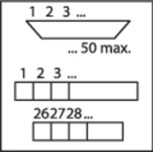 WAGO Overdrachtsmodule D-SUB-stiftstrook Aantal polen: 9 Inhoud: 1 stuks