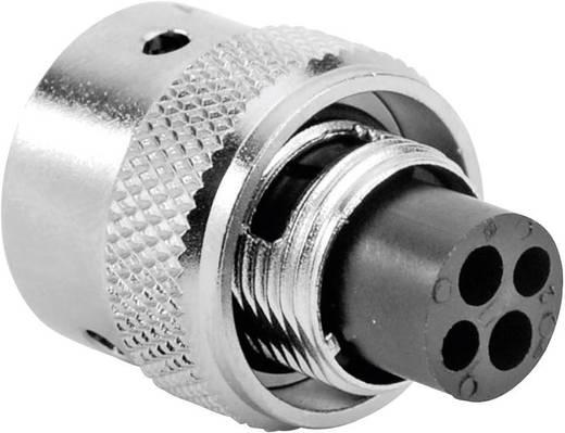 Kabelsteker - serie RT360 Kabelstekker Nominale stroom: 5 A Aantal polen: 6 RT0610-6PNH Amphenol Inhoud: 1 stuks
