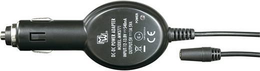 VOLTCRAFT 12 V-autolaadkabel Stroombelasting (max.): 1 A Geschikt voor (details) Sigarettenaansteker