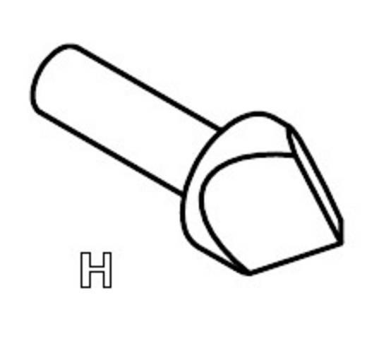PTR 1025-H-1.5N-AU-1.5 Precisietestpen voor het testen van printplaten veercontact
