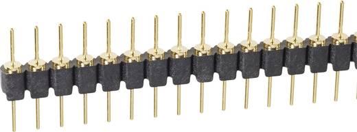 Male header, inbouw (precisie) Aantal rijen: 1 Aantal polen per rij: 50 Fischer Elektronik MK 05/ 50/G 1 stuks