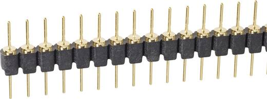 Male header, inbouw (precisie) Aantal rijen: 1 Aantal polen per rij: 50 Fischer Elektronik MK 05/ 50/Z 1 stuks
