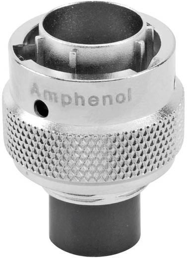 Kabelsteker - serie RT360 Kabelstekker Nominale stroom (details): 13 A Aantal polen: 3 RT0612-3PNH Amphenol Inhoud: 1 st