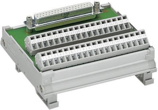 WAGO 289-552 Overdrachtsmodule D-SUB-bussenstrook 0,08 - 2,5 mm² Aantal polen: 25 Inhoud: 1 stuks