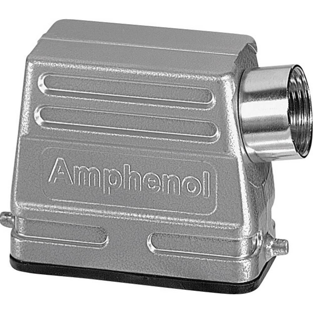 Amphenol C146 21R010 500 4-1 Kontakthölje Låg konstruktion, Kabelutgång vinklad 1 st