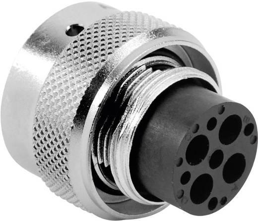 Kabelsteker - serie RT360 Kabelstekker Nominale stroom (details): 23 A / 13 A Aantal polen: 4 RT0614-4PNH Amphenol Inhoud: 1 stuks