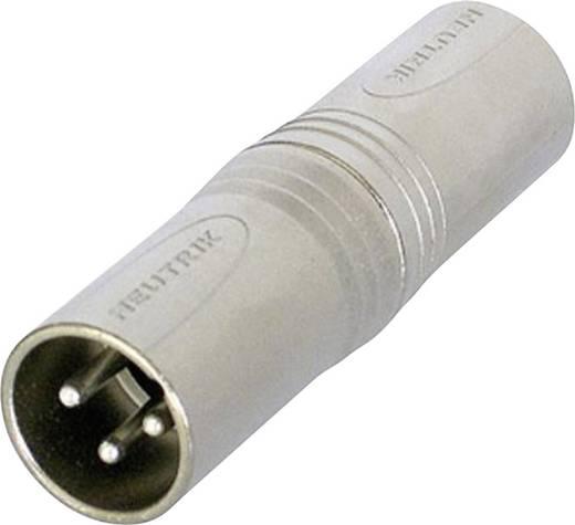 XLR-adapter XLR-stekker - XLR-stekkerNeutrikNA3MM1 stuks