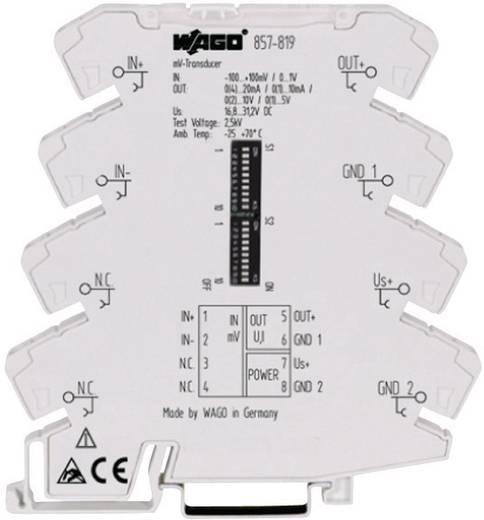 WAGO 857-819 857-819 Millivolt-meetomvormer 1 stuks