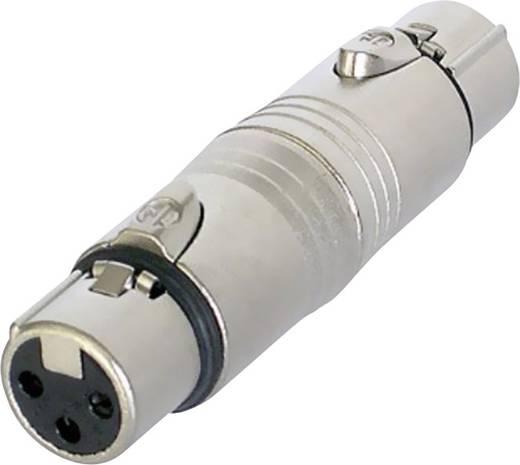 XLR-adapter XLR-bus - XLR-busNeutrikNA3FF1 stuks