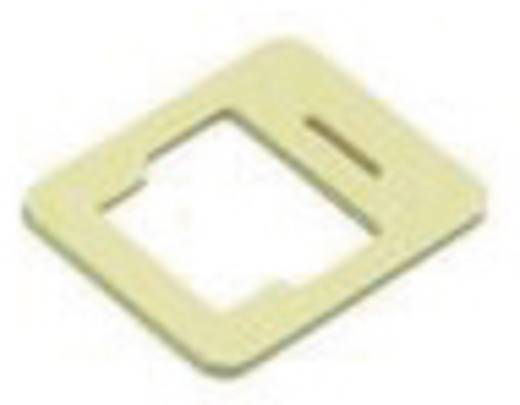 Binder 16-8093-001 Vlakdichting uitvoering B serie 225 Rood Inhoud: 1 stuks