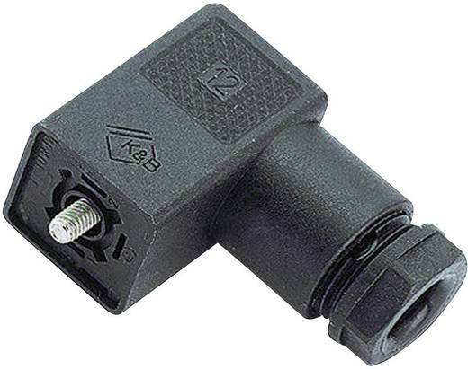 Binder 43-1930-000-03 Magnetische klepconnector model C serie 235 Zwart Aantal polen:2 + PE Inhoud: 1 stuks