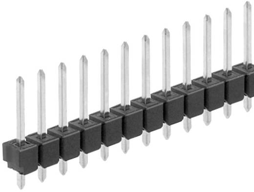 Male header (standaard) Aantal rijen: 1 Aantal polen per rij: 36 Fischer Elektronik SL 20 THR 124/ 36/S 1 stuks