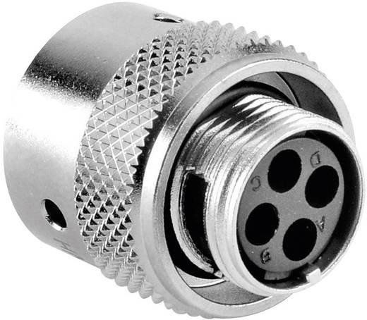 Kabelconnector-bus - serie RT360 Nominale stroom: 13 A Aantal polen: 4 RT0610-4SNH Amphenol