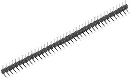 Male header (standaard) Aantal rijen: 1 Aantal polen per rij: 40 W & P Products 314-100-40-00 1 stuks