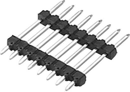Male header (standaard) Aantal rijen: 1 Aantal polen per rij: 40 W & P Products 734-16,5-40-10-00 1 stuks