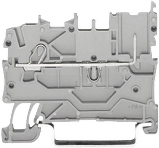 Basisklem 3.50 mm Veerklem Toewijzing: L Grijs WAGO 2020-1201 1 stuks