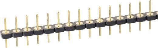 Male header, inbouw (precisie) Aantal rijen: 1 Aantal polen per rij: 50 Fischer Elektronik MK LP 41/ 50/Z 1 stuks