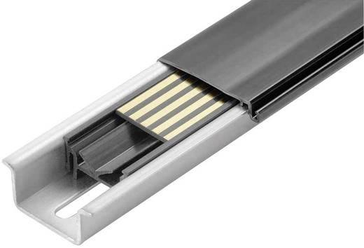 Weidmüller CH20M BUS-PROFIL TS 35X15/500 1248190000 Behuizing voor bus-printplaat 1 stuks