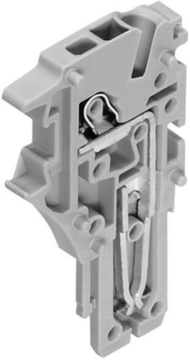 Diodeklem 2-etages 5.20 mm Veerklem Toewijzing: L Grijs WAGO 2002-2213/1000-488 1 stuks