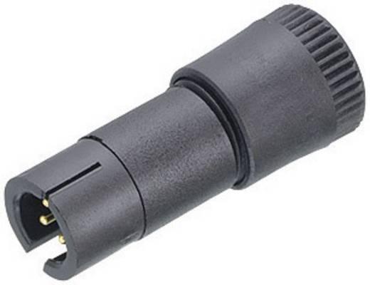 Subminiatuur ronde stekker serie 719 Kabelstekker Binder 09-9747-70-03 IP40 Aantal polen: 3