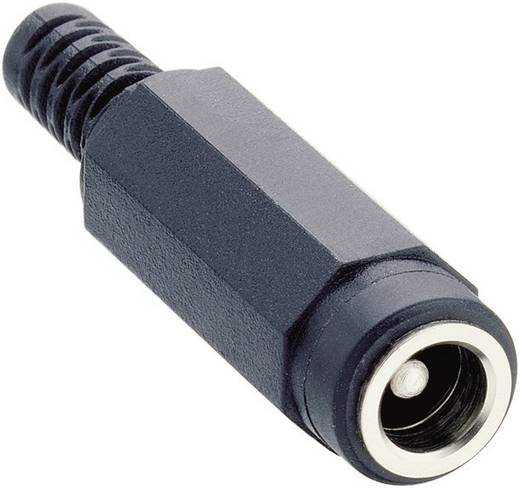 Lumberg NEK/J 250 Laagspannings-connector Bus, recht 5.7 mm 2.35 mm 1 stuks