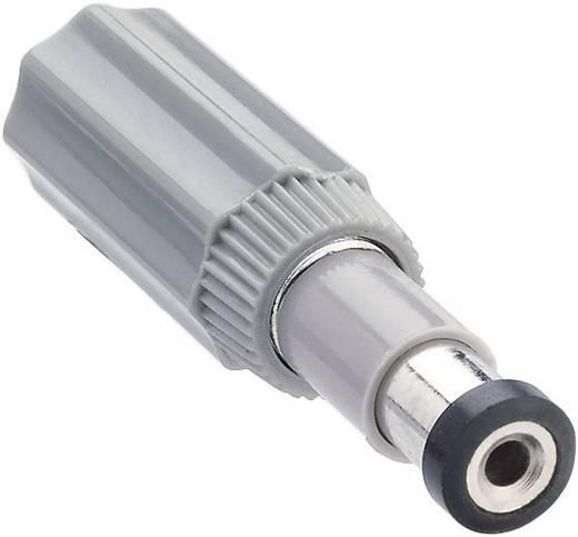 Lumberg NES 1 Laagspannings-connector Stekker, recht 6 mm 1.98 mm 1 stuks