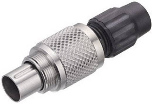 Subminiatuur ronde stekker serie 711 Kabelstekker Binder 99-0075-102-03 IP40 Aantal polen: 3