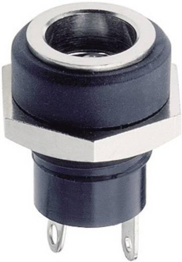 Lumberg 1614 10 Laagspannings-connector Soort schakelcontact: Zonder Bus, inbouw verticaal 5.7 mm 2.35 mm 1 stuks